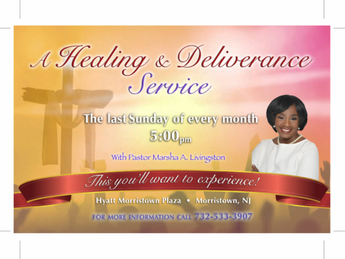 Join Us The Last Sunday of Every Month, We Would Love To Worship With You